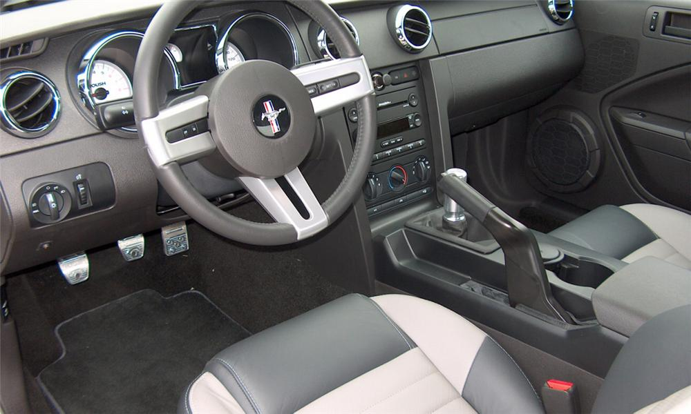 2006 FORD MUSTANG STAGE 3 2 DOOR COUPE - Interior - 39743