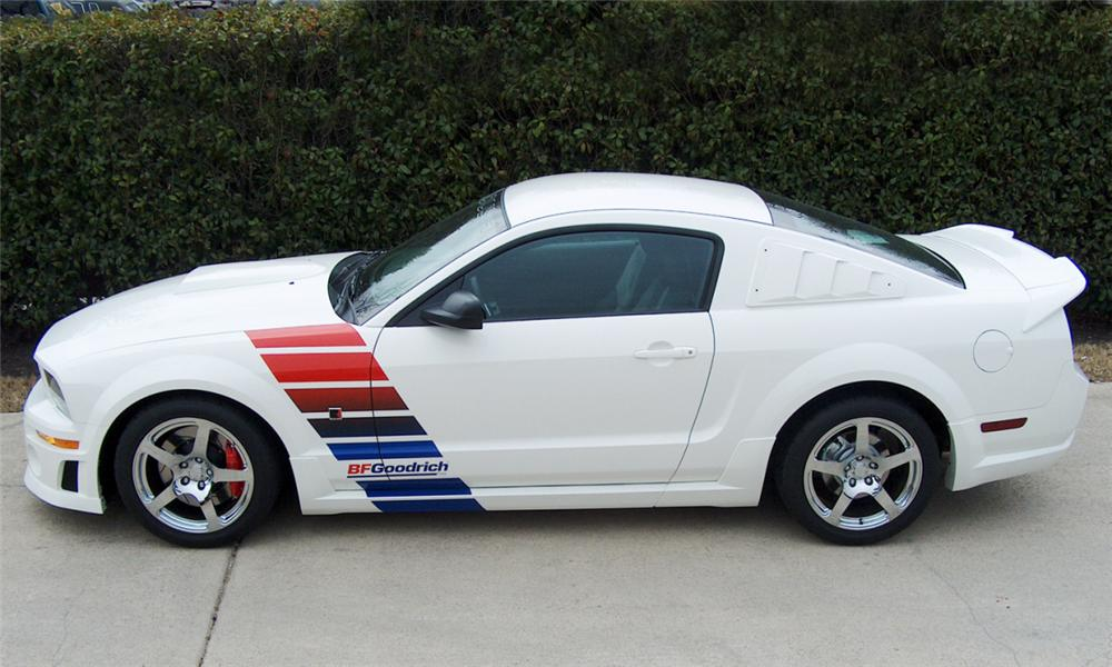 2006 FORD MUSTANG STAGE 3 2 DOOR COUPE - Side Profile - 39743