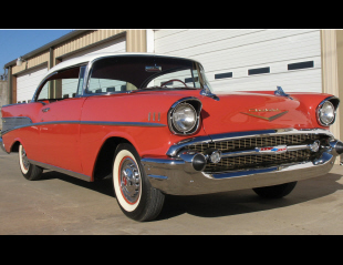 1957 CHEVROLET BEL AIR COUPE -  - 39751