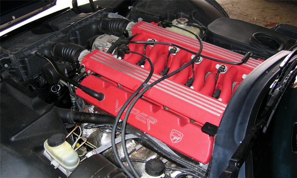 1994 DODGE VIPER RT/10 COUPE - Engine - 39754