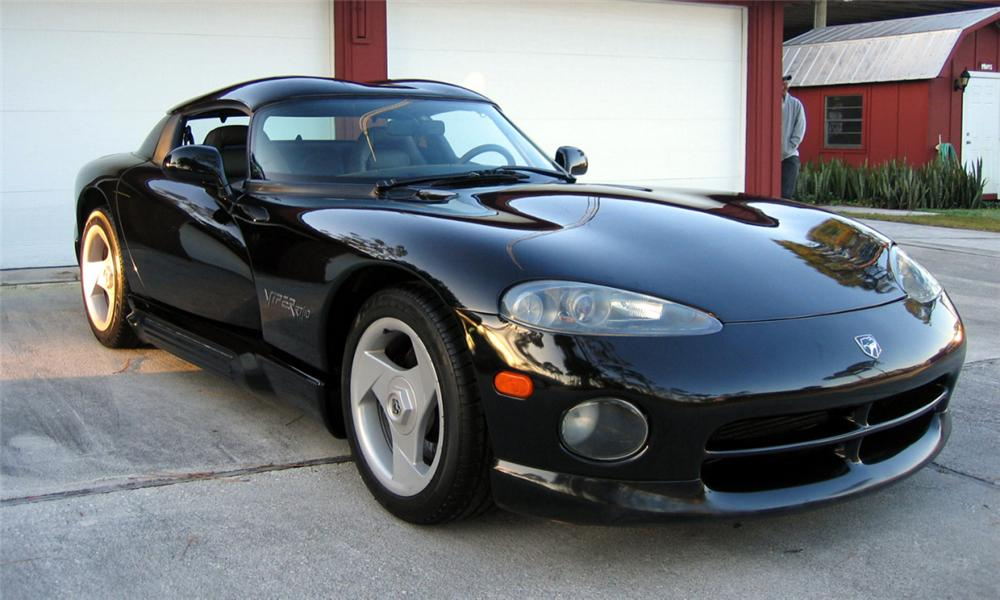 1994 DODGE VIPER RT/10 COUPE - Front 3/4 - 39754