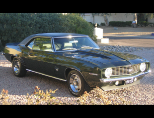 1969 CHEVROLET CAMARO SS COUPE -  - 39755