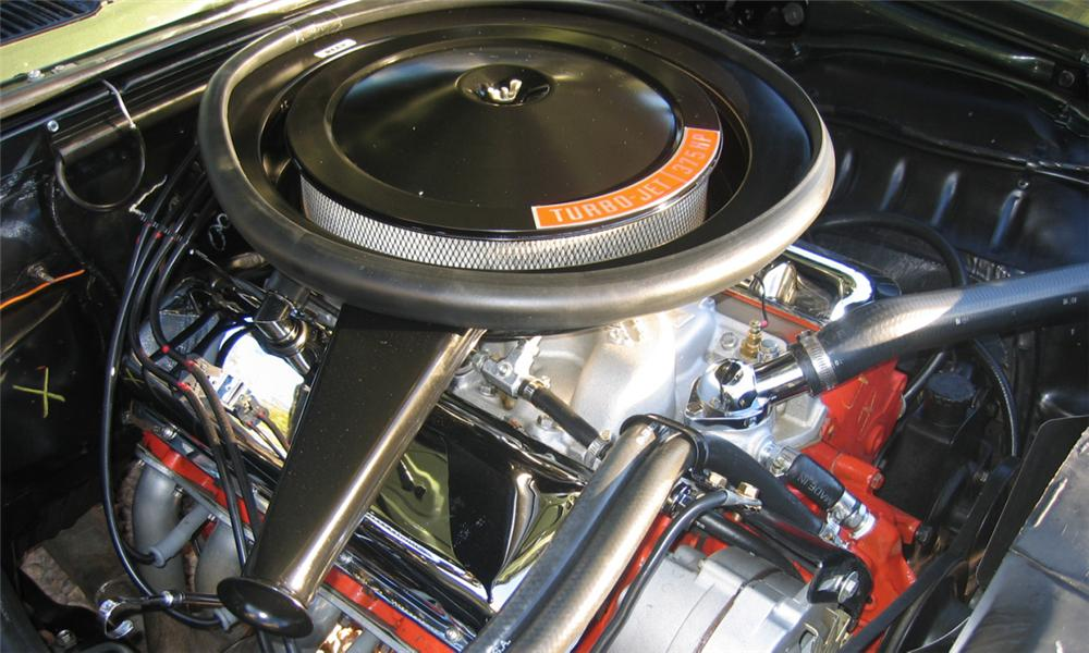 1969 CHEVROLET CAMARO SS COUPE - Engine - 39755