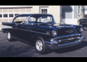 1957 CHEVROLET BEL AIR CUSTOM 2 DOOR HARDTOP -  - 39756