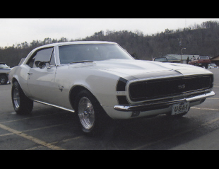 1967 CHEVROLET CAMARO RS COUPE -  - 39761