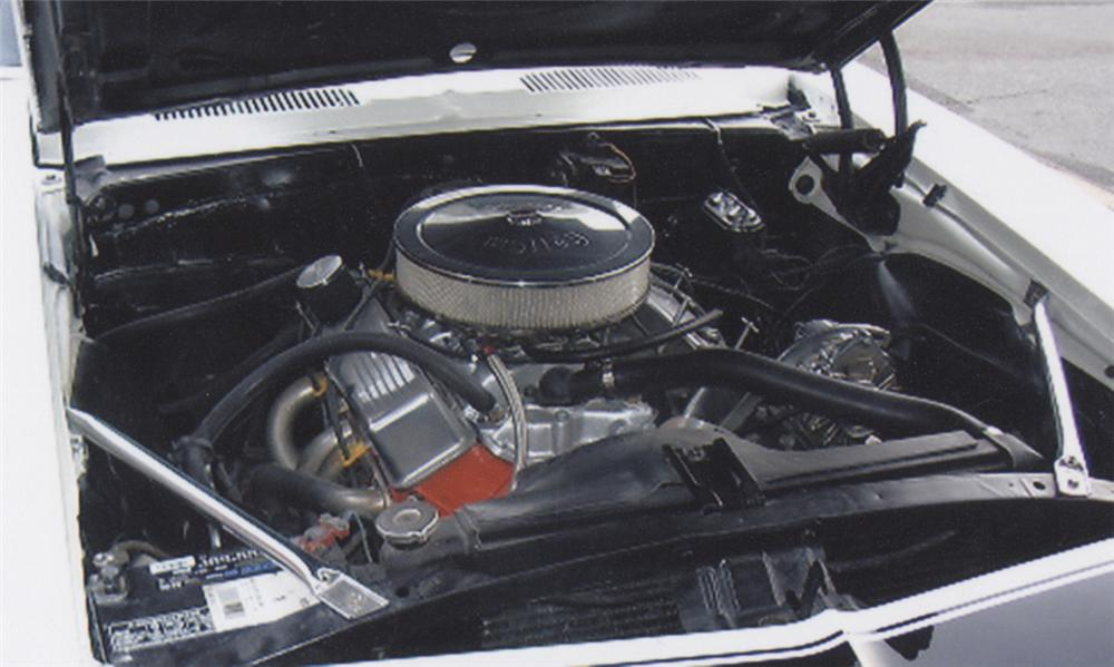 1967 CHEVROLET CAMARO RS COUPE - Engine - 39761