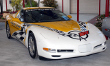 2000 CHEVROLET CORVETTE ROLEX 24HR PACE CAR -  - 39774
