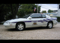 1995 CHEVROLET MONTE CARLO BRICKYARD 400 PACE CAR -  - 39775