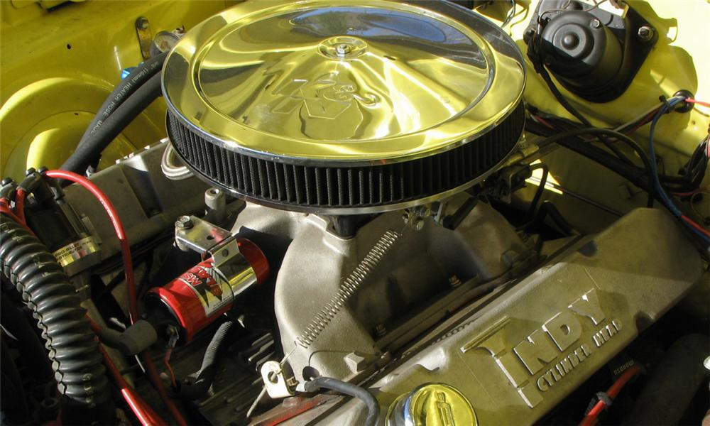 1969 PLYMOUTH ROAD RUNNER CUSTOM COUPE - Engine - 39781