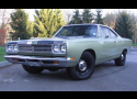 1969 PLYMOUTH ROAD RUNNER COUPE RE-CREATION -  - 39782