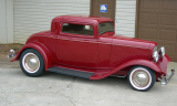 1932 FORD 3 WINDOW COUPE STREET ROD -  - 39788