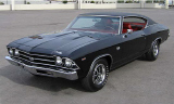 1969 CHEVROLET CHEVELLE SS 396 COUPE -  - 39795