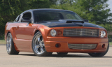 2005 FORD MUSTANG CUSTOM FASTBACK -  - 39798
