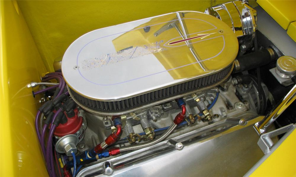 1939 FORD ROADSTER STREET ROD - Engine - 39799