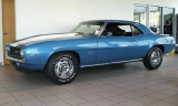 1969 CHEVROLET CAMARO Z/28 COUPE -  - 39801