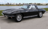 1963 CHEVROLET CORVETTE FI CONVERTIBLE -  - 39814