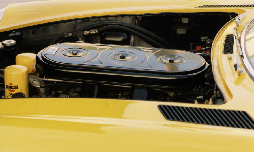 1967 FERRARI 365 GT SPYDER CONVERSION - Engine - 39817