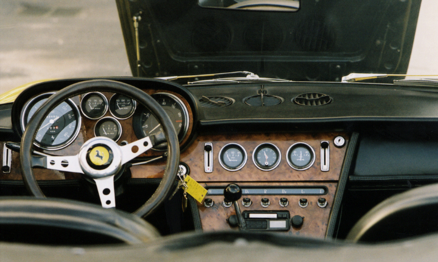 1967 FERRARI 365 GT SPYDER CONVERSION - Interior - 39817
