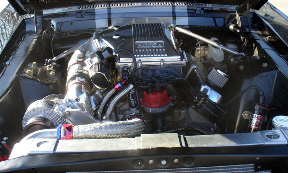 1968 FORD MUSTANG ELEANOR RE-CREATION - Engine - 39818