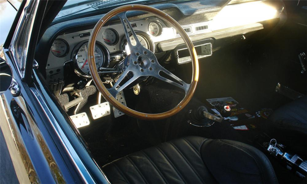 1968 FORD MUSTANG ELEANOR RE-CREATION - Interior - 39818