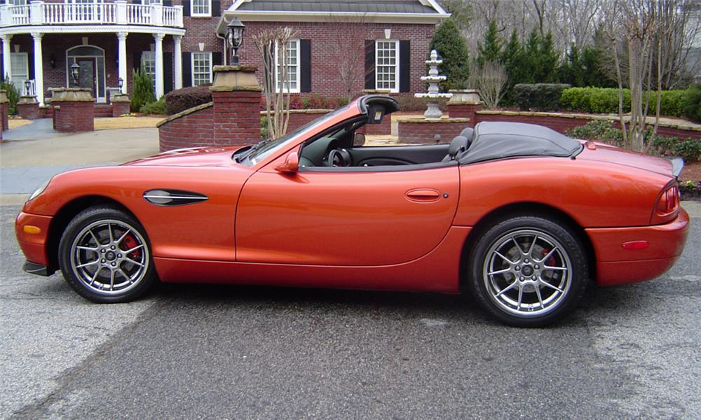 2003 PANOZ ESPERANTE CONVERTIBLE - Side Profile - 39821