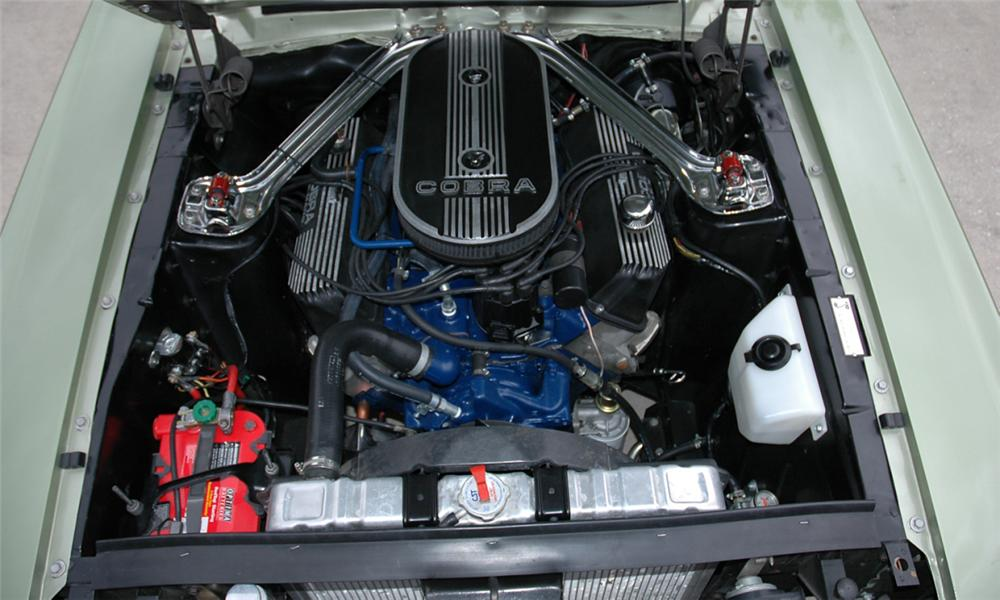 1968 SHELBY GT500 FASTBACK - Engine - 39822