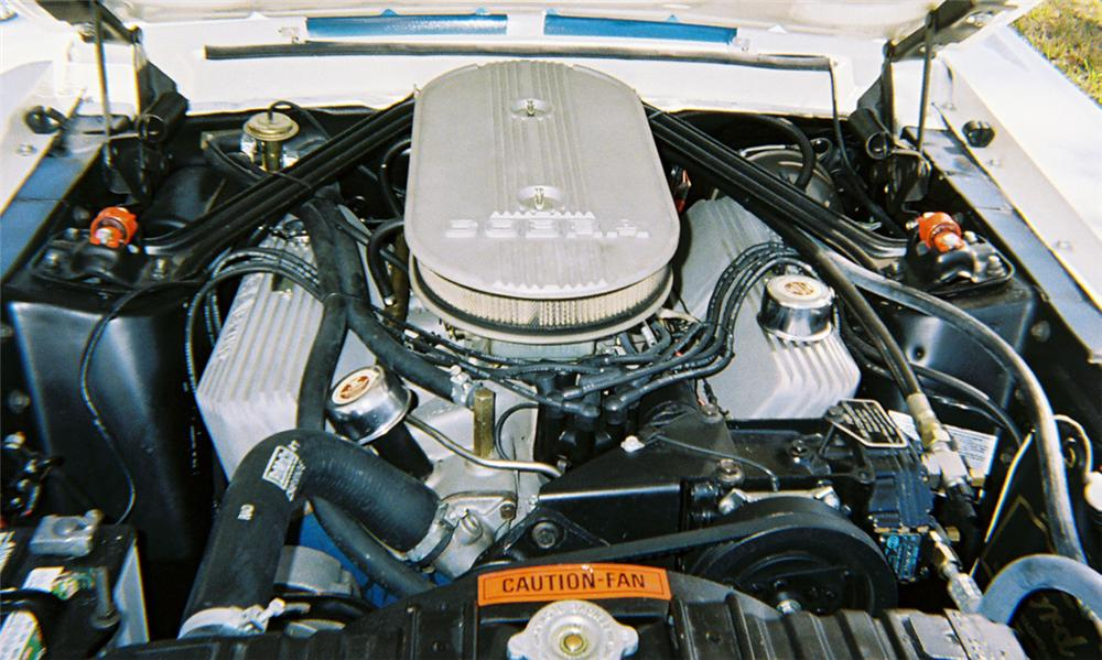 1967 SHELBY GT500 FASTBACK - Engine - 39825