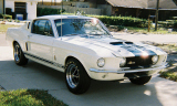 1967 SHELBY GT500 FASTBACK -  - 39825