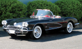 1960 CHEVROLET CORVETTE FI CONVERTIBLE -  - 39828