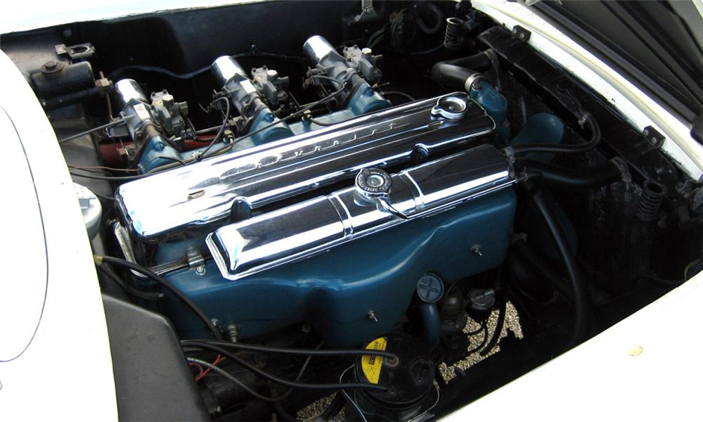 1954 CHEVROLET CORVETTE CONVERTIBLE - Engine - 39832