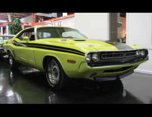 1971 DODGE CHALLENGER R/T COUPE -  - 39836