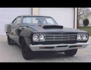 1969 PLYMOUTH ROAD RUNNER COUPE -  - 39838
