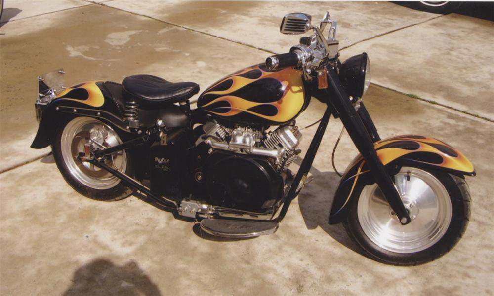2001 RIDLEY SPEEDSTER MOTORCYCLE - Front 3/4 - 39840