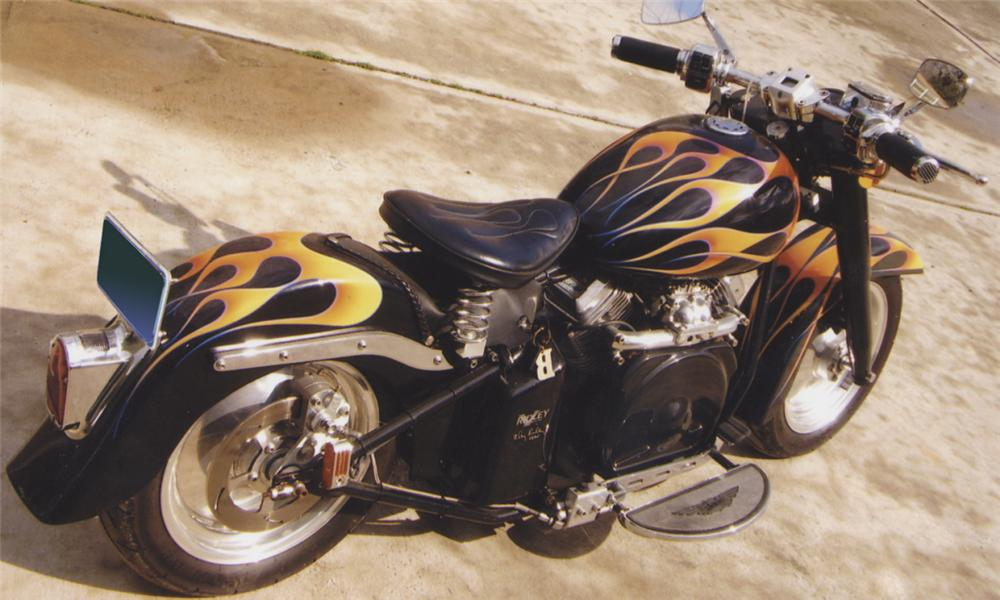 2001 RIDLEY SPEEDSTER MOTORCYCLE - Side Profile - 39840