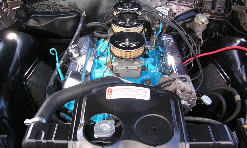 1965 PONTIAC GTO COUPE - Engine - 39850