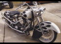 1993 HARLEY-DAVIDSON SOFTAIL CUSTOM MOTORCYCLE -  - 39852