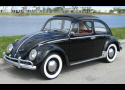 1963 VOLKSWAGEN BEETLE COUPE W/SUNROOF -  - 39858