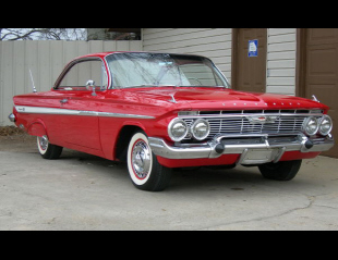 1961 CHEVROLET IMPALA SS BUBBLE TOP -  - 39859