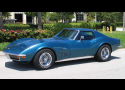 1972 CHEVROLET CORVETTE COUPE -  - 39861