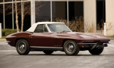 1966 CHEVROLET CORVETTE CONVERTIBLE -  - 39863