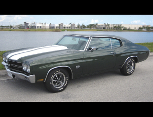 1970 CHEVROLET CHEVELLE SS 396 COUPE -  - 39864