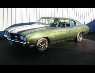 1970 CHEVROLET CHEVELLE SS 396 COUPE -  - 39867