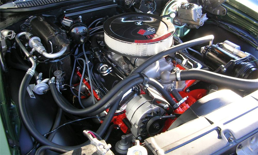 1970 CHEVROLET CHEVELLE SS 396 COUPE - Engine - 39867