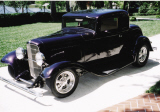 1932 FORD 5 WINDOW CUSTOM COUPE -  - 39868