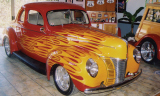 1940 FORD COUPE STREET ROD -  - 39869