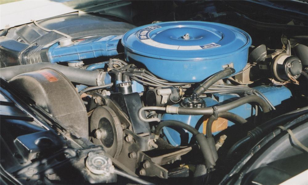 1972 FORD THUNDERBIRD LANDAU COUPE - Engine - 39872