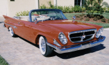 1961 CHRYSLER 300G CONVERTIBLE -  - 39889