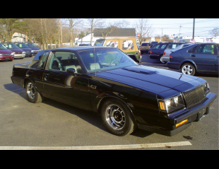 1987 BUICK REGAL GRAND NATIONAL COUPE -  - 39894