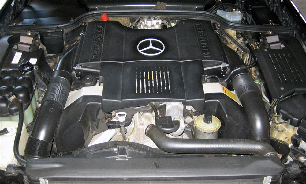 1992 MERCEDES-BENZ 500SL CONVERTIBLE - Engine - 39899