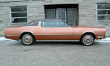 1972 FORD THUNDERBIRD 2 DOOR COUPE -  - 39902